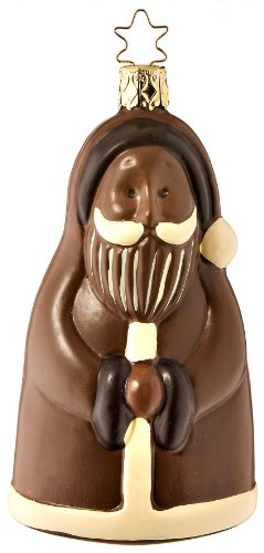 Choco Claus, #1-106-09, by Inge-Glas of Germany