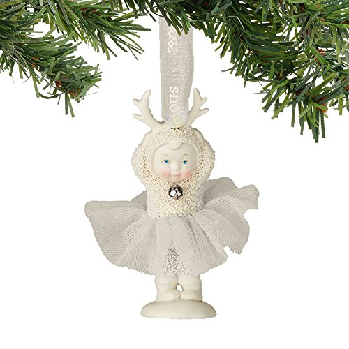 Snowbabies Wanna-Be A Reindeer Ornament