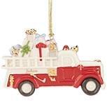 Lenox My Fire Truck Ornament