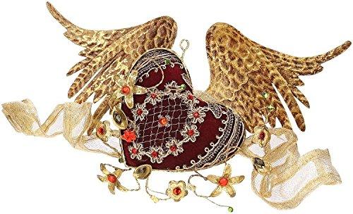 Mark Roberts Heart Ornament, Small 9″