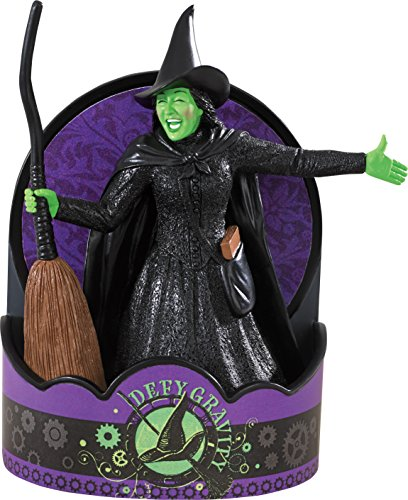 Carlton Heirloom Magic Ornament 2016 Wicked – Defying Gravity – #CXOR048K