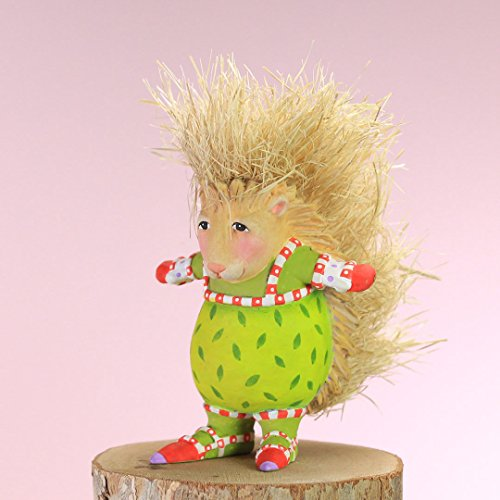 Patience Brewster Spring Home Decor Mini Peety Porcupine Ornament