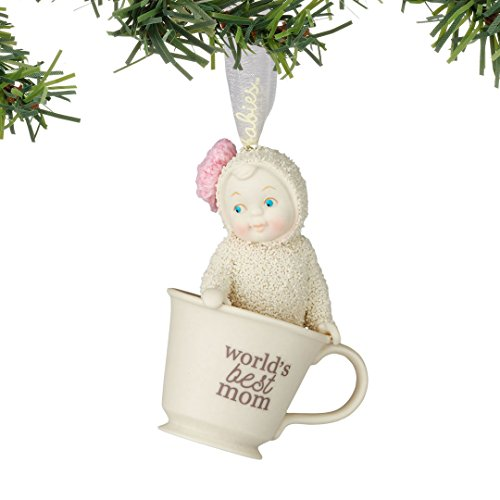 Snowbabies World's Best Mom Ornament