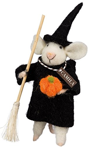 Primitives by Kathy Halloween Camilla Witchy Mouse