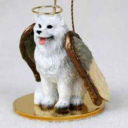 Christmas Ornament: Samoyed