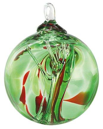 Glass Eye Studios Spirit Ball Mistletoe Ornament