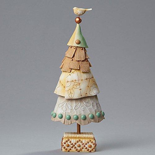 Small Christmas Tree with Bird