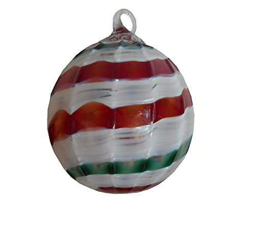Glass Eye Studio Ornament Designer Candy Cane