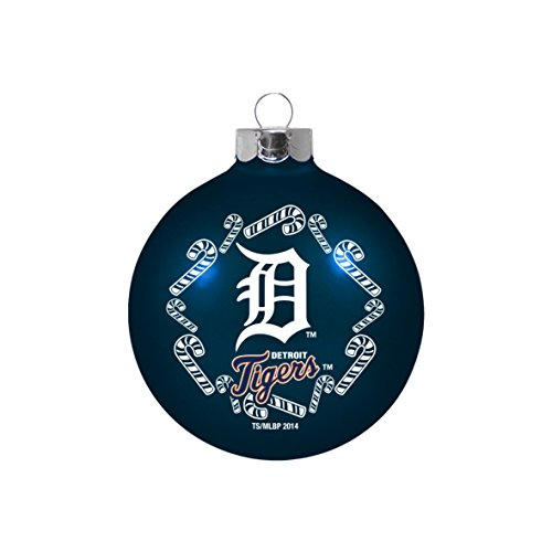 MLB Detroit Tigers Small Ball Ornament