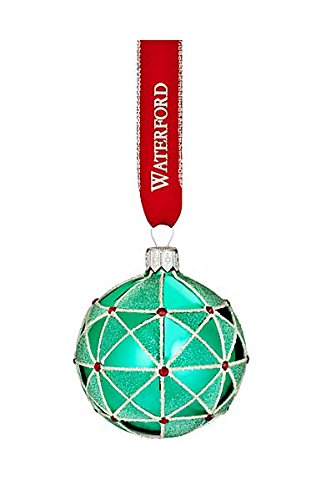 Waterford 2016 Holiday Heirloom Brights Comeragh Ball Ornament
