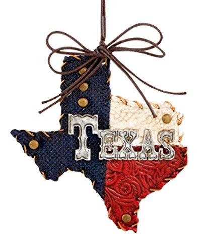 Holiday Lane Texas State Christmas Ornament