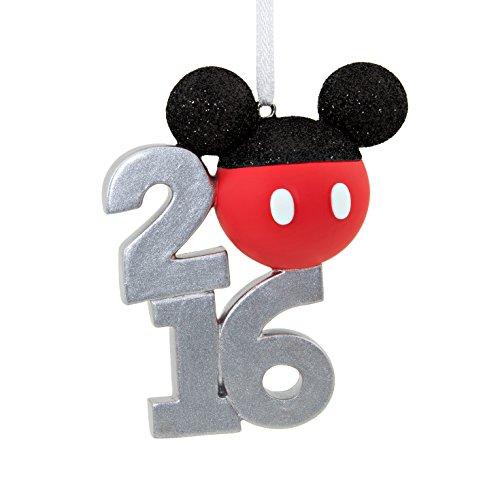 Mickey Mouse Disney 2016 Christmas Ornament by Hallmark