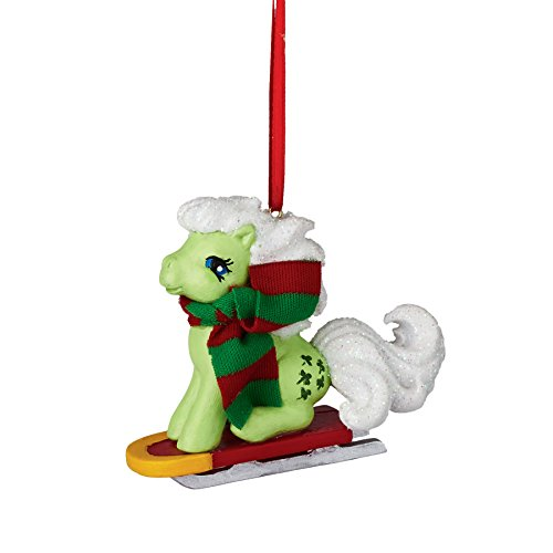 Department 56 Hasbro My Little Pony Minty Ornament, 3.5″