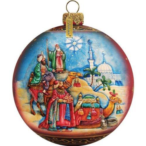 Three Kings Ball Ornament
