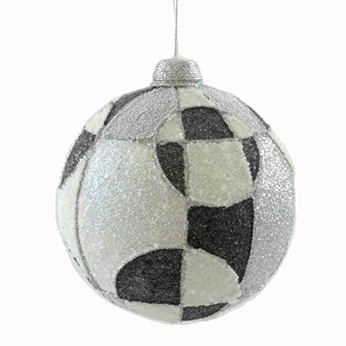 Holiday Ornament MODERN GEOMETRIC BALL Christmas Jim Marvin B15972503
