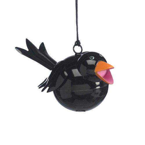 Midwest-CBK Black Crow Bell Orn