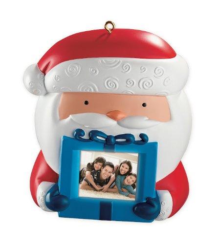 Santa Digital Frame 2012 Carlton Heirloom Ornament