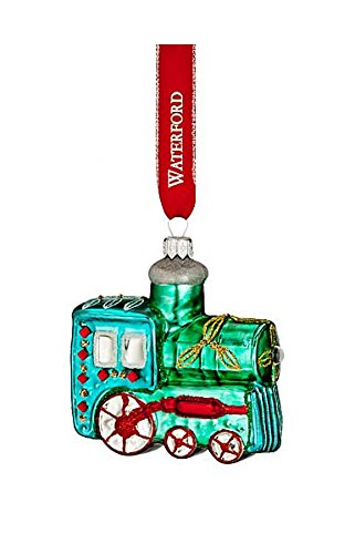 Waterford 2016 Holiday Heirloom Brights Train Ornament
