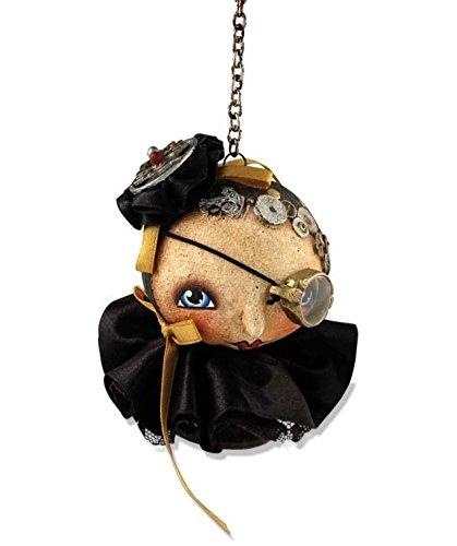 Robin Seeber Steampunk Ornament