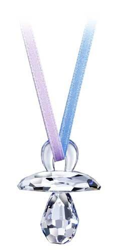 Swarovski Sweet Dreams Pacifier Ornament