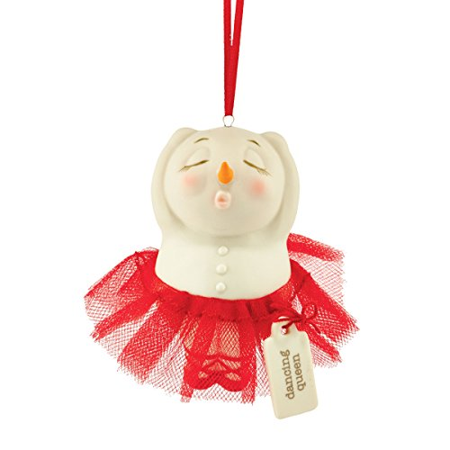 Department 56 Snowpinions Dancing Queen Ornament 3.35″