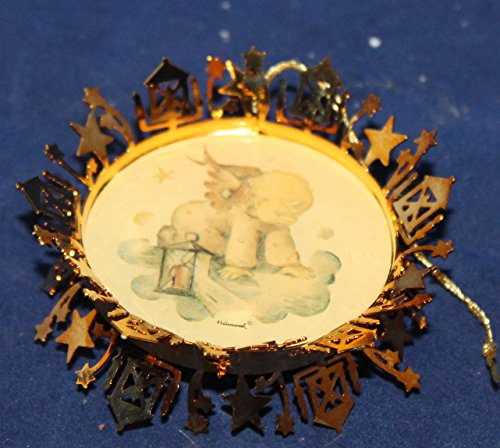 Hummel Gold Christmas Ornament Collection – Watchful Angel