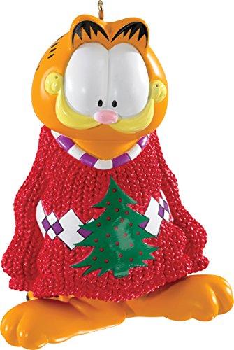 Carlton Ornament 2016 Garfield in Oversized Christmas Sweater – #CXOR030K