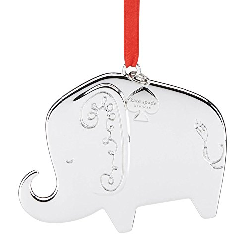 Kate Spade New York 2016 Baby's First Christmas, Elephant