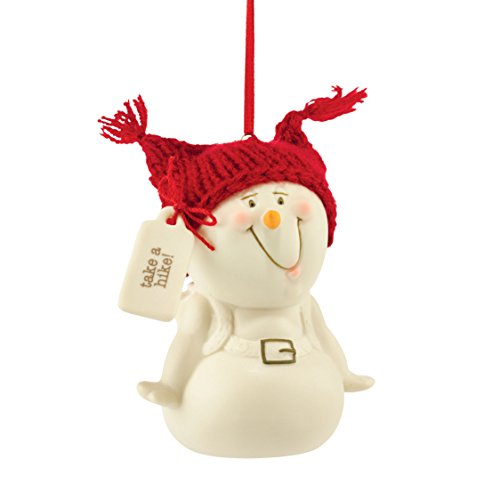 Department 56 Snowpinions Take a Hike! Ornament 3.19