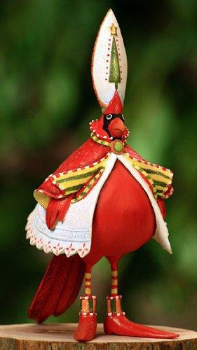 Cardinal Ornament, 09-01222