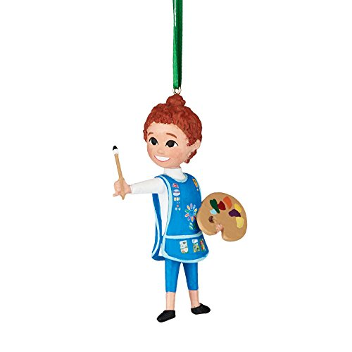 Department 56 Girl Scouts of America by Scout Daisy The Artist Ornament 3 In