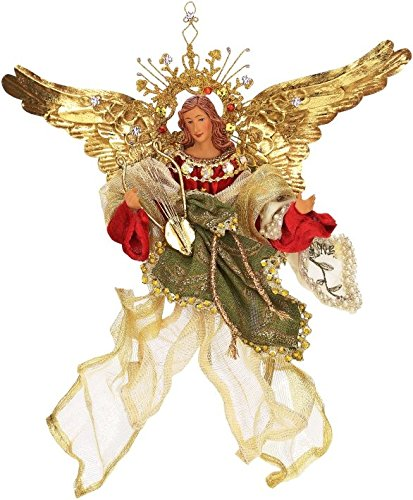 Mark Roberts Jeweled Angel Hanging 10″