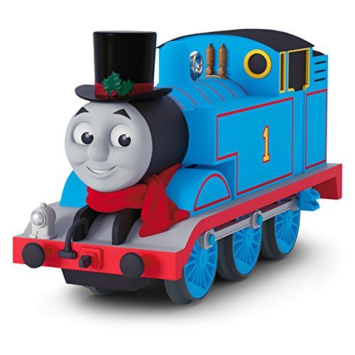 Thomas the Tank Engine Christmas Ornament A Really Festive Useful Engine Hallmark Keepsake Ornament