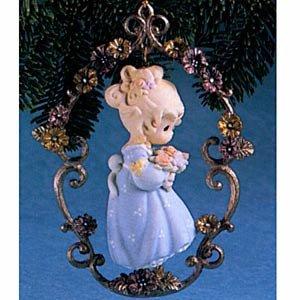 "Precious Moments ""In God's Beautiful Garden Of Love"" 262599 Century Circle Retailer Exclusive Ornament"