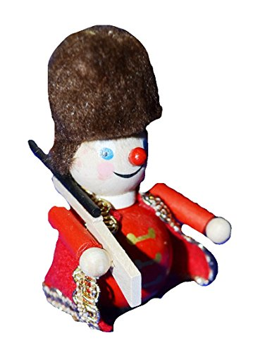 Steinbach Wooden Handmade British English Palace Guard Ornament