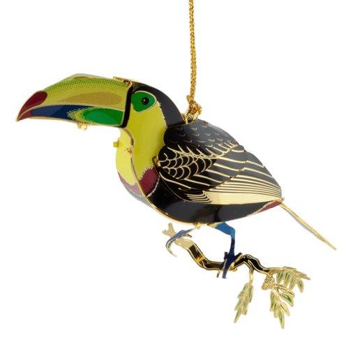 ChemArt Toucan Ornament
