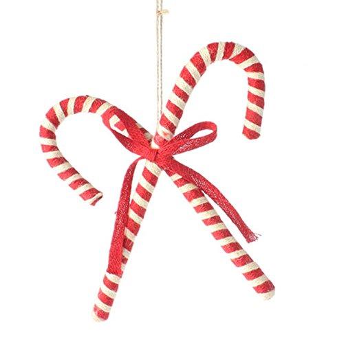 RAZ Imports 12″ Candy Cane Ornament (3602335)