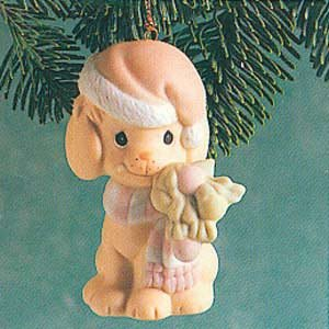 Precious Moments Ornament #520470 (Take a Bow Cuz You're My Christmas Star) by Enesco