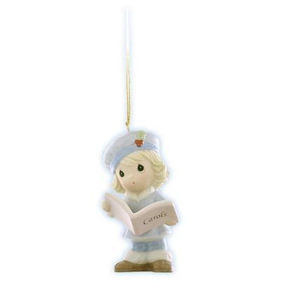 "Precious Moments ""Good Tidings To You"", Christmas Ornament"