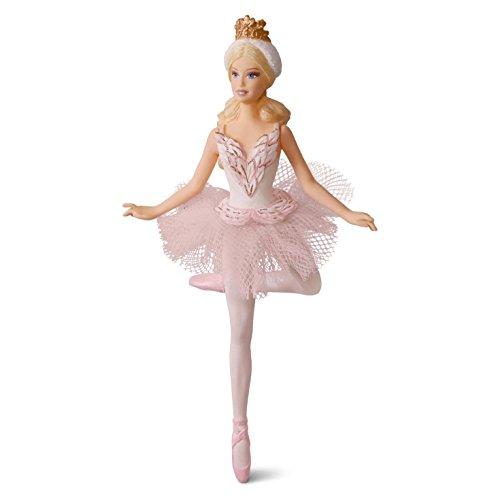 Barbie Christmas Ornament Ballet Wishes Hallmark Keepsake Ornament