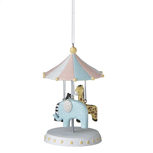 Baby Carousel Ornament
