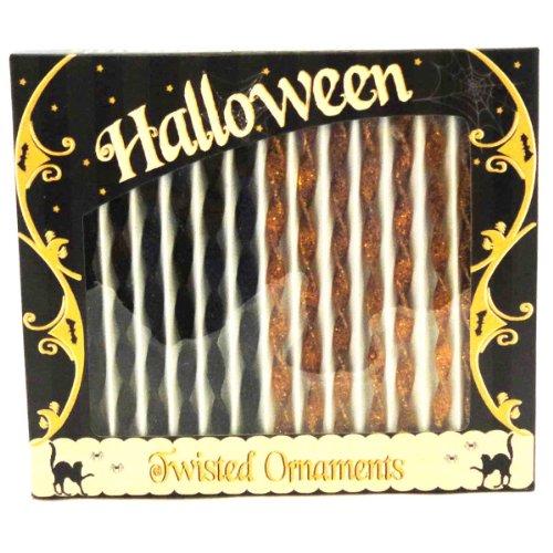 Halloween HALLOWEEN TWISTED ORNAMENTS Metal Bethany Lowe Designs LG0679