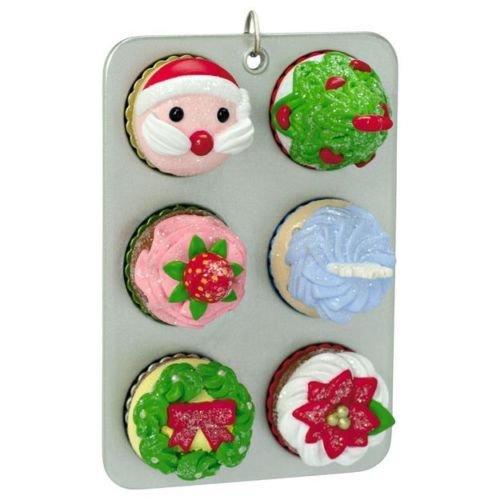 Hallmark 2016 Cupcakes For Christmas Limited Edition