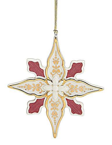 Lenox Christmas First Blessing Nativity Ornament Star