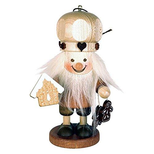 """13-0712 – Christian Ulbricht Ornament – Baker – 4.5″""""H x 2.25″""""W x 2″""""D"""