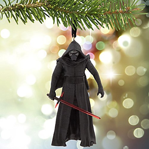 Disney Kylo Ren Sketchbook Ornament – Star Wars: The Force Awakens – Dark décor