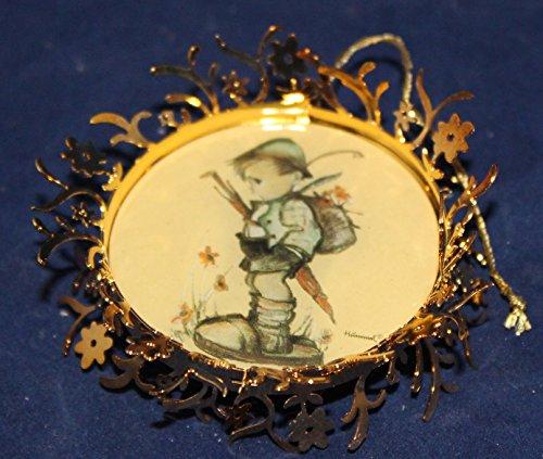 Hummel Gold Christmas Ornament Collection – Looks Like Rain