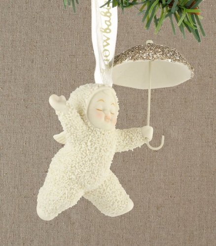 Department 56 Snowbabies 4031870 Singing in the Snow Ornament
