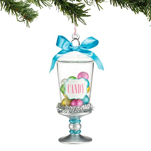 Department 56 Gallery Candy Jar Ornament