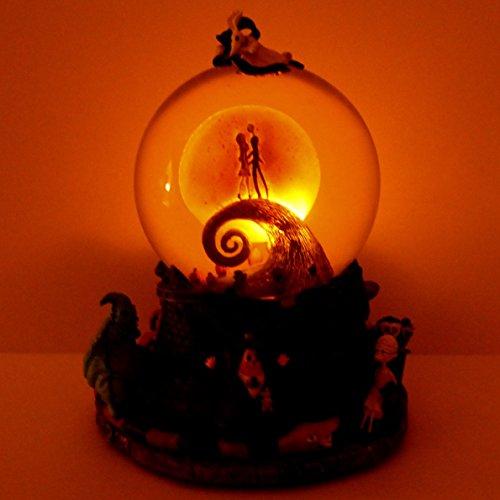"Tim Burton's ""The Nightmare Before Christmas"" First Snow Globe (Snowglobe)"